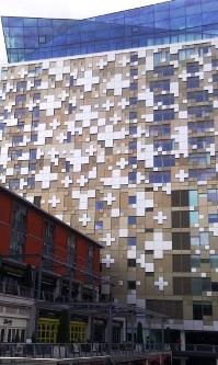 Birmingham, The Cube