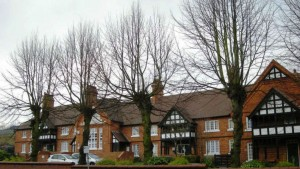 Redditch Alms Houses